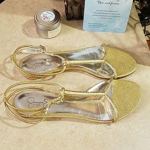 Jessica Simpson Zarlis sandals size 10